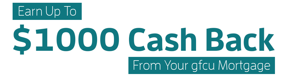 Earn up to $1000 cash back from your mortgage